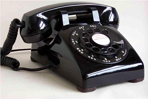 Rotary TelephoneImage