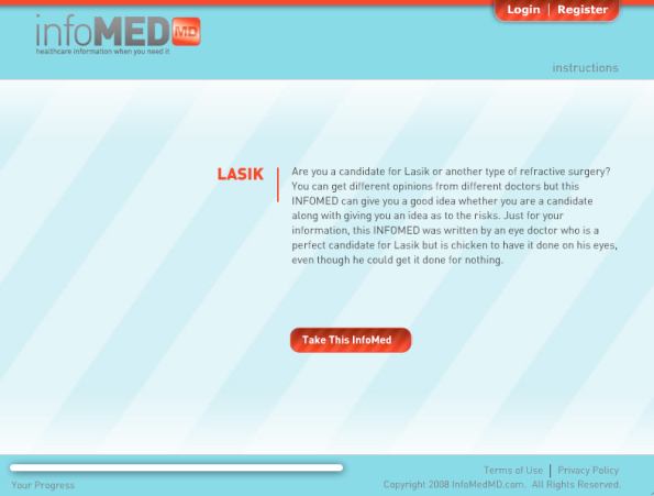 Lasik Surgery Questions & Information