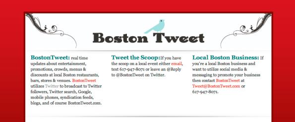 BostonTweet