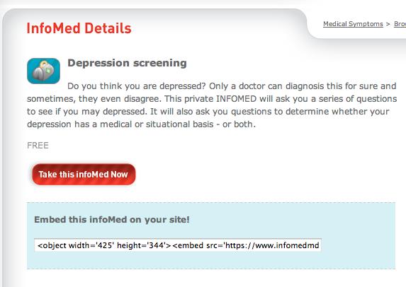 depressionscreening